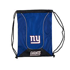 Northwest New York Giants Double Header Drawstring Backpack
