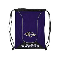 Northwest Baltimore Ravens Double Header Drawstring Backpack
