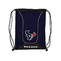 Northwest Houston Texans Double Header Drawstring Backpack