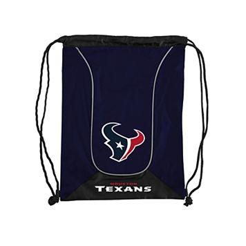 Northwest Houston Texans Double Header Drawstring Backpack