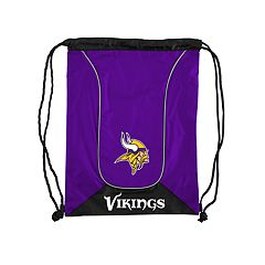 Northwest Minnesota Vikings Double Header Drawstring Backpack