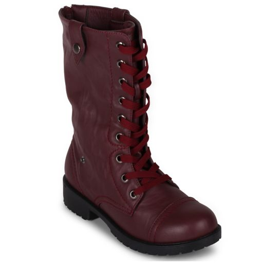 Wanted Colorado Women's Combat Boots