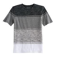 Boys 8-20 Urban Pipeline™ Striped Colorblock Tee
