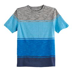 Boys 8-20 Urban Pipeline® Striped Colorblock Tee