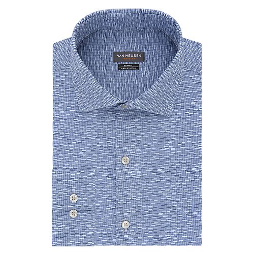 Men's Van Heusen Traveler Slim-Fit 4-Way Stretch Dress Shirt