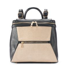 Mellow World Elizabeth Convertible Backpack & Satchel