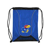 Northwest Kansas Jayhawks Double Header Backsack
