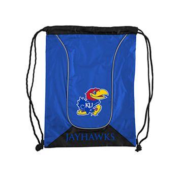 Northwest Kansas Jayhawks Double Header Backsack