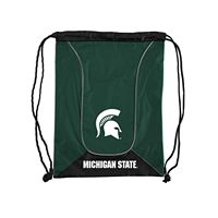Northwest Michigan State Spartans Double Header Backsack
