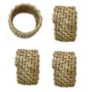 Food Network™ Cane Napkin Rings 4-pack