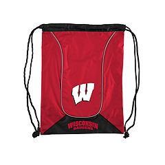 Northwest Wisconsin Badgers Double Header Backsack