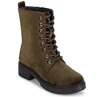 Wanted Patrol Women's Combat Boots