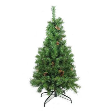 Northlight 4-ft. Dakota Red Pine Artificial Christmas Tree