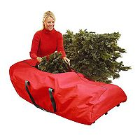 56-in. Heavy Duty Rolling Artificial Christmas Tree Storage Bag
