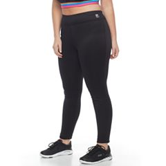 Plus Size FILA SPORT® Fleece Leggings