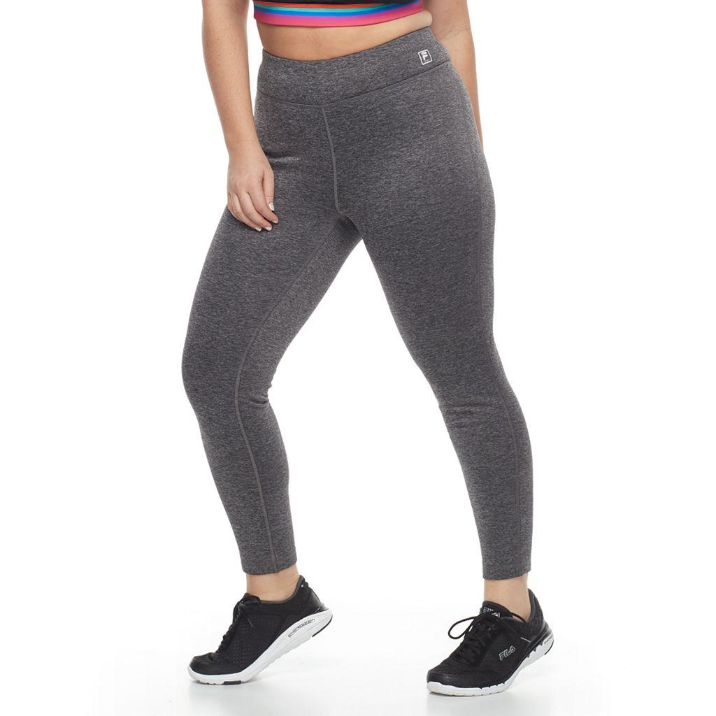 Plus Size FILA SPORT® Fleece Leggings