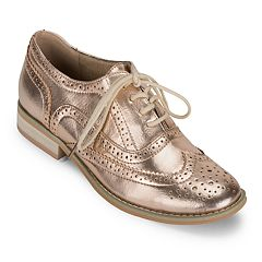 Wanted Babe Women's Wingtip Shoes