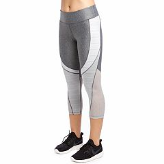 Women's Jockey Sport Stride Capri Leggings