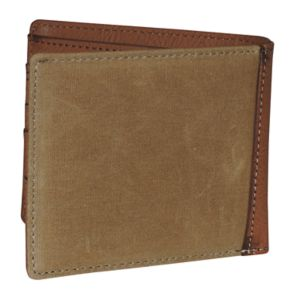 Buxton Expedition RFID-Blocking Huntington Gear Slimfold Wallet
