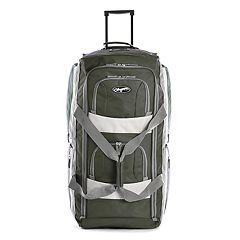 Olympia 29-in. 8-Pocket Rolling Duffel Bag