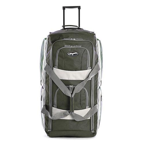 Olympia 29-in. 8-Pocket Rolling Duffel Bag 13015848d9