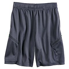 Boys 8-20 & Husky Tek Gear® The Everything Shorts