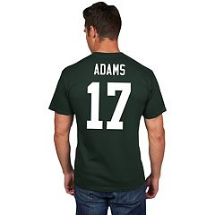 Men's Majestic Green Bay Packers Davante Adams Eligible Receiver Tee