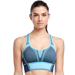 Jockey Sport Bras: Power Edge Seamless High-Impact Sports Bra 9499