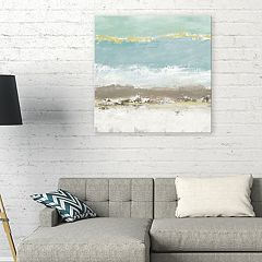 Artissimo Designs Peaceful Reverie Canvas Wall Art