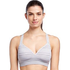Jockey Sport Bras: Fineline Molded Cup Medium-Impact Sports Bra 9563