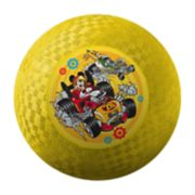 "Disney's Mickey And The Roadster Racers 8.5"" Playground Ball"