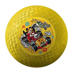 Disney's Mickey And The Roadster Racers 8.5' Playground Ball