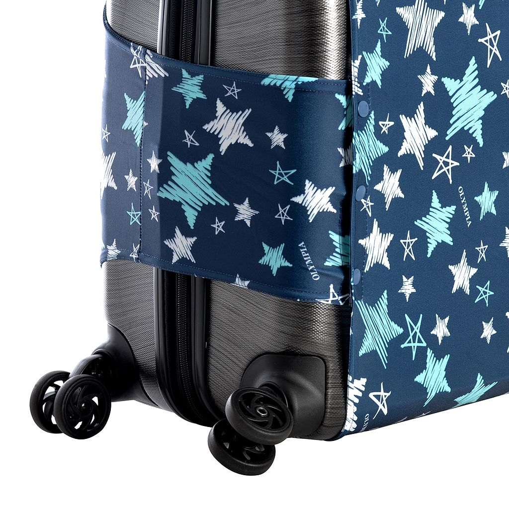Olympia Spandex Luggage Cover