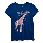 Girls 7-16 & Plus Size Mudd® Graphic Tee
