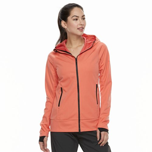 Women's adidas Outdoor Hooded Soft Shell Jacket