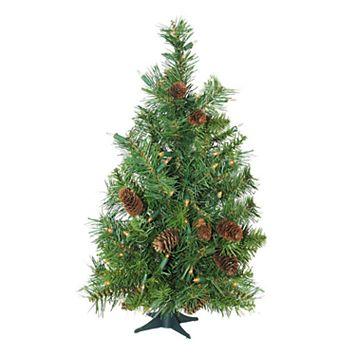 Northlight 3-ft. Pre-Lit Dakota Red Pine Artificial Christmas Tree