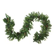 Northlight 9-ft. Pre-Lit Dakota Red Pine Artificial Christmas Garland