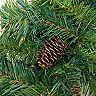 Northlight 9-ft. Pre-Lit Dakota Red Pine Artificial Christmas Garland