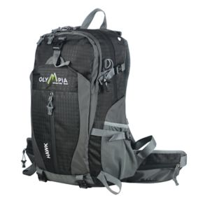 Olympia Hawk 20-in. Outdoor Backpack & Hideaway Rain Cover