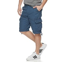 Men's Urban Pipeline® Canvas Cargo Shorts