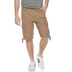 Men's Urban Pipeline® Canvas Cargo Shorts