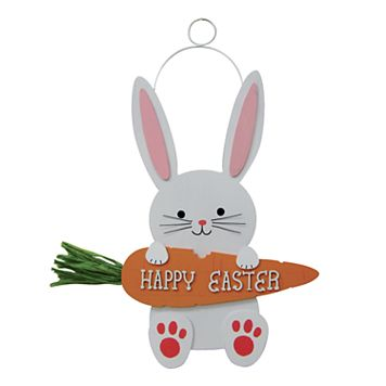 Celebrate Easter Together Bunny Wall Decor