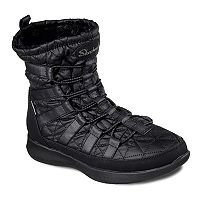 Skechers Boulder East Stone Women's Waterproof Winter Boots