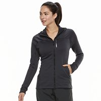 Women's adidas Outdoor Terrex Tracerocker Hooded Fleece Jacket