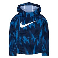 Boys 4-7 Nike Therma-FIT Abstract Hoodie