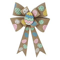 Celebrate Easter Together Light-Up Bow Wall Decor