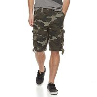 Men's Urban Pipeline® Camouflage Cargo Shorts