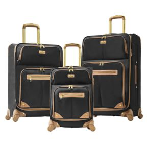 Olympia Chamonix 3-Piece Expandable Spinner Luggage Set