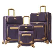 Olympia Chamonix 3-Piece Expandable Spinner Luggage Set