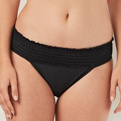 Women's LC Lauren Conrad Beach Shop Hipster Bikini Bottoms